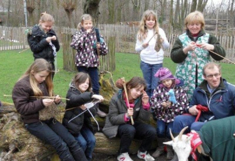 Kinderboerderij De Leendert in Nieuwpoort
