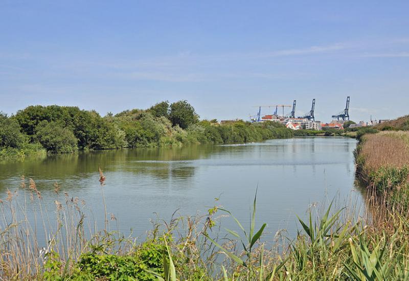 De Drie Fonteintjes in Zeebrugge