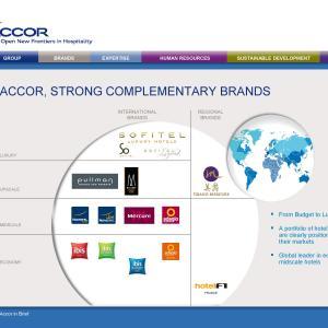 Mercure als merk van Accor